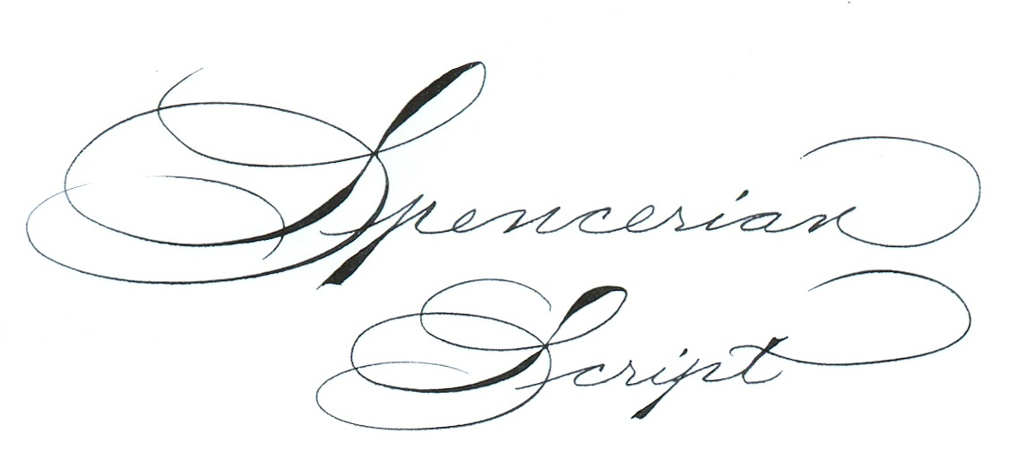 Spencerian Script Workshop Lauradipiazza