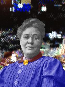 Margaret Murray Washington - AKA Mrs. Booker T. Washington (1865-1925) American educator and anti-lynching activist.