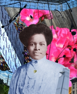 Nannie Helen Burroughs (1879-1961) American civil rights activist, feminist, orator, businesswoman and educator.
