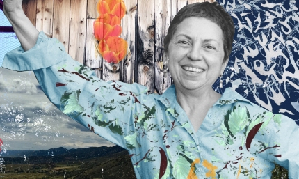 Gloria Evangelina Anzaldúa (1942-2004) American scholar of Chicana cultural theory, feminist theory, and queer theory.